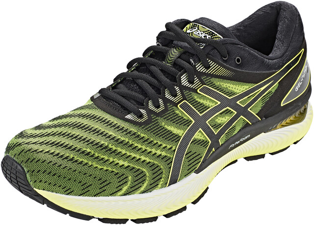 Gel Nimbus Running Shoes YellowBlack